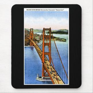 San Francisco's Bridge Mouse Pad