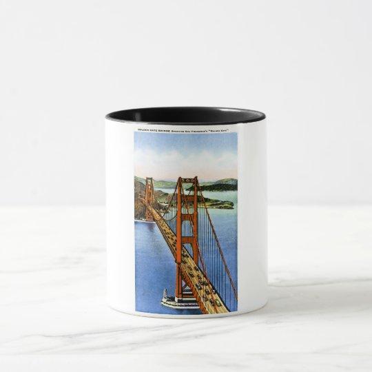 San Francisco's Bridge Mug