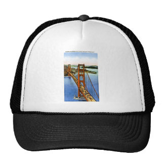 San Francisco's  Bridge Trucker Hat