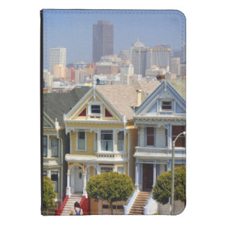 San Francisco's Famous Painted Ladies Kindle Touch Cover