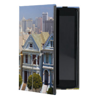 San Francisco's Famous Painted Ladies Covers For iPad Mini