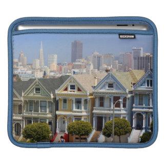San Francisco's Famous Painted Ladies iPad Sleeve