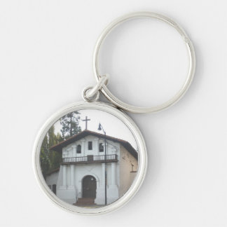 San Francisco's Mission Dolores Keychain
