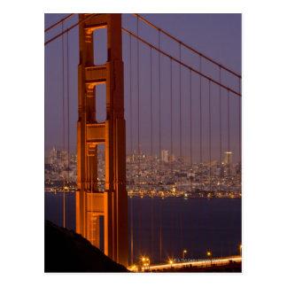 San Franciscos North Tower Postcard