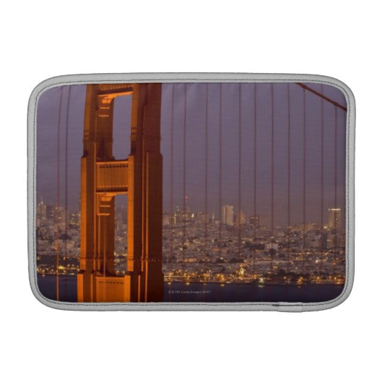 San Franciscos North Tower Sleeve For MacBook Air