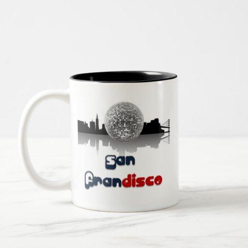 San Frandisco Taza De Café