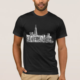 San Fransisco (dark ) T-Shirt