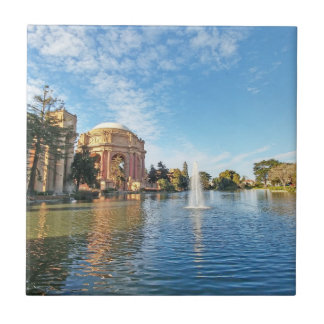 San Fransisco Palace of Fine Arts Tile
