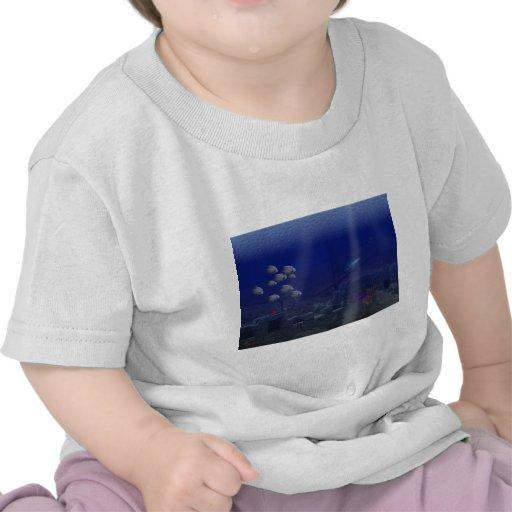 San Fransisco Underwater Tee Shirt