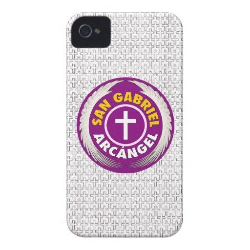 San Gabriel Arcangel Case-Mate iPhone 4 Cárcasa