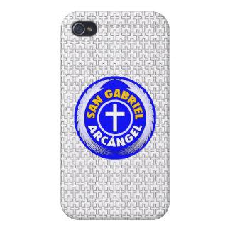 San Gabriel Arcangel iPhone 4 Cover