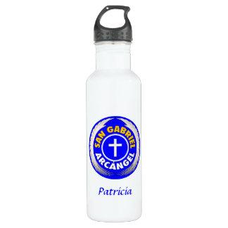 San Gabriel Arcangel Water Bottle