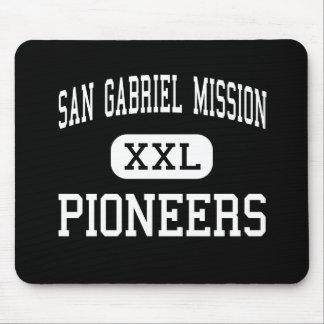 San Gabriel Mission - Pioneers - San Gabriel Mouse Mats