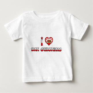 San Geronimo, CA Infant T-shirt