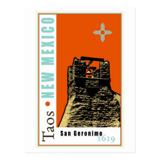 San Geronimo Church Post Cards