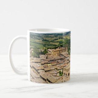 San Gimignano, Italy Coffee Mug