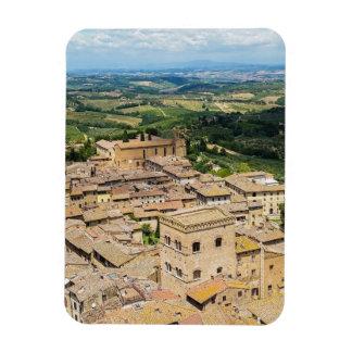 San Gimignano, Italy Magnet