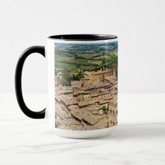 San Gimignano, Italy Mug