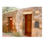 San Gimignano. Postal de las puertas de Toscana, I