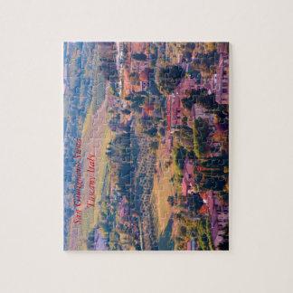 San Gimignano Siena Tuscany Italy Jigsaw Puzzle