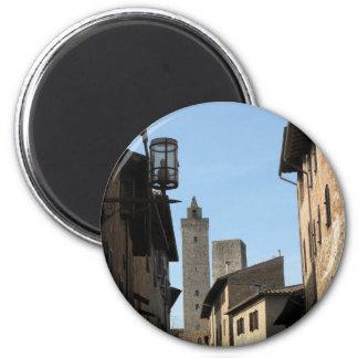San Gimignano Tuscany Italy Refrigerator Magnet