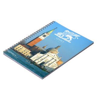 San Giorgio Church Notebook