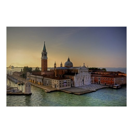 San Giorgio Maggiore 2 Poster