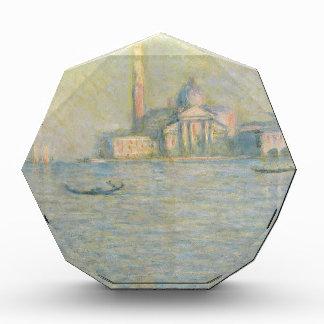 San Giorgio Maggiore 3 by Claude Monet Acrylic Award