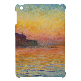 San Giorgio Maggiore at Dusk by Claude Monet iPad Mini Covers