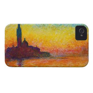 San Giorgio Maggiore at Dusk  Claude Monet iPhone 4 Case-Mate Case