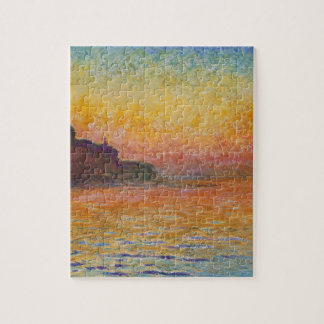 San Giorgio Maggiore at Dusk - Claude Monet Jigsaw Puzzle