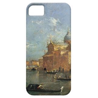 San Giorgio Maggiore by Francesco Guardi iPhone 5 Cover