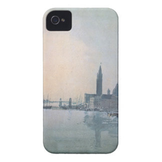 San Giorgio Maggiore in the Morning William Turner iPhone 4 Cover