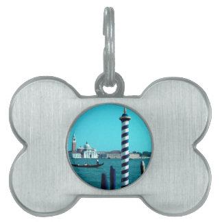 San Giorgio Maggiore Lagoon Poles.jpg Pet ID Tag