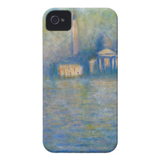 San Giorgio Maggiore, Twilight by Claude Monet Case-Mate iPhone 4 Case