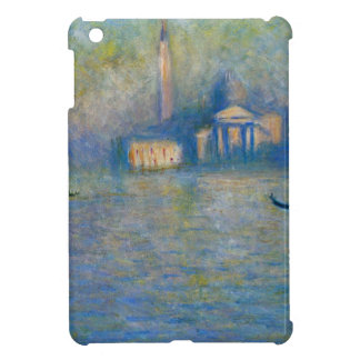San Giorgio Maggiore, Twilight by Claude Monet Cover For The iPad Mini