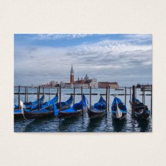San Giorgio Maggiore Venice Italy Business Card