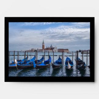 San Giorgio Maggiore Venice Italy Envelopes