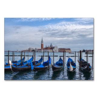 San Giorgio Maggiore Venice Italy Table Cards