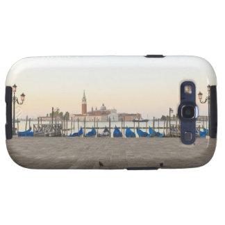 San Giorgio Maggiore viewed from Riva degli 3 Samsung Galaxy SIII Cases