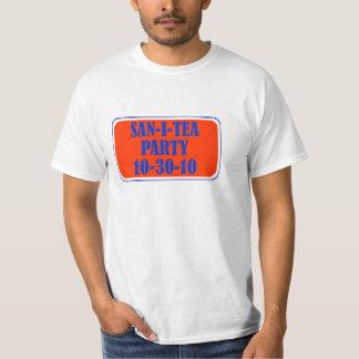 San-i-tea PArty T-Shirt
