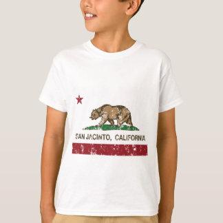 san jacinto california flag T-Shirt