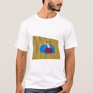San Jacinto Flag T-Shirt