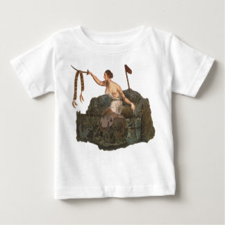 San Jacinto Flag, Will Bratton for Legislature Baby T-Shirt
