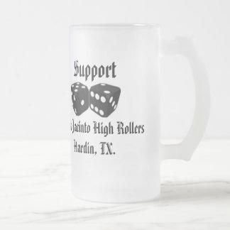 San Jacinto High Roller Support Stein