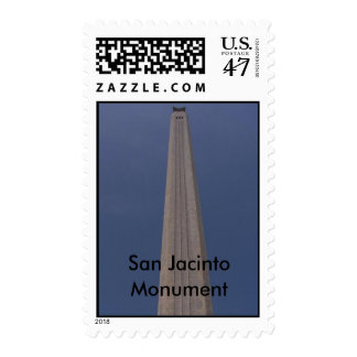 San Jacinto Monument Postage