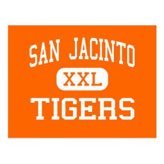 San Jacinto - Tigers - High - San Jacinto Postcard