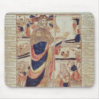 San Jaime de Compostela, c.1824 Mouse Pad