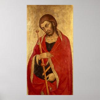 San Jaime el grande Póster