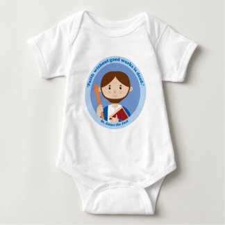 San Jaime el justo Body Para Bebé